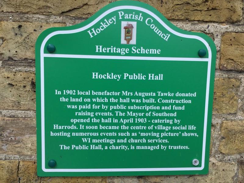 Hockley EPC