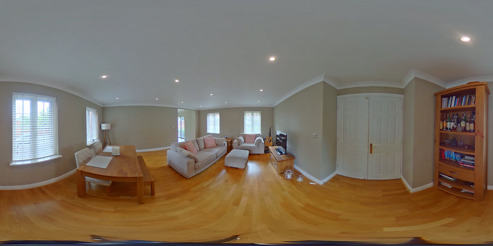 360 Degree Virtual Tours - Equinox Energy Performance Certificates and Property Photography