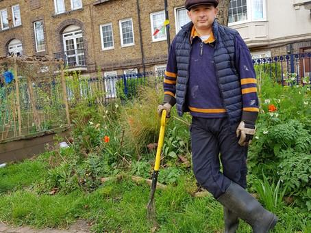 The benefits of gardening I