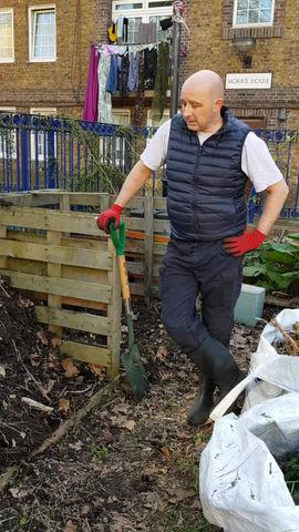 Composting II Three Bin