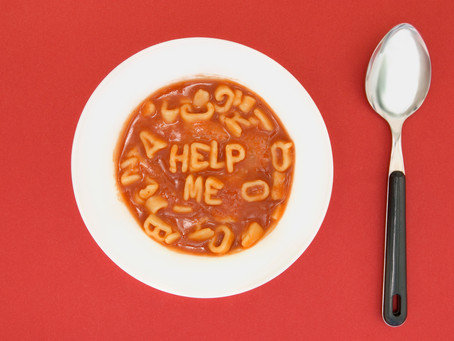 Yum! The alphabet soup of lab data management.