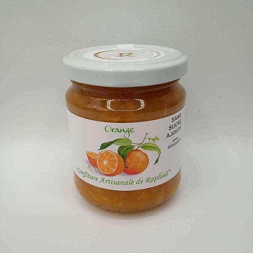 Confiture Raphael Orange Sans Sucre
