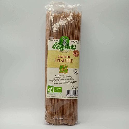 Spaghetti Epeautre Bio