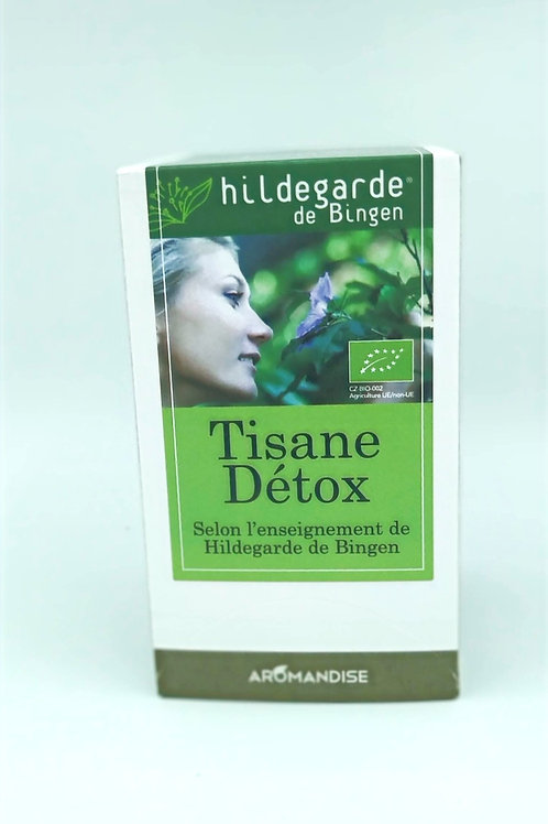 Tisane Detox Hildegarde de Bingen