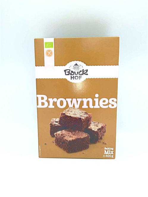 Préparation pour Brownies sans Gluten sans Lactose sans Oeuf