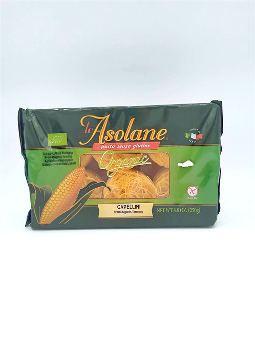 Pates Asolane Organic Capellini
