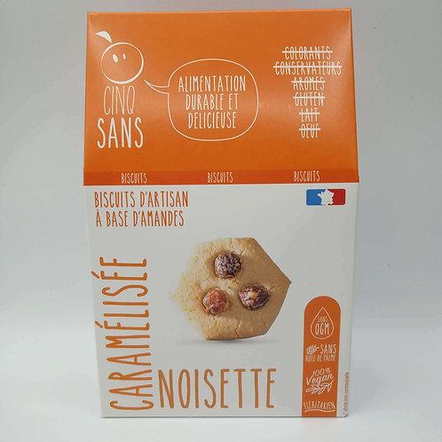 Biscuits d'Artisan à Base d'Amandes Noisette Caramélisée