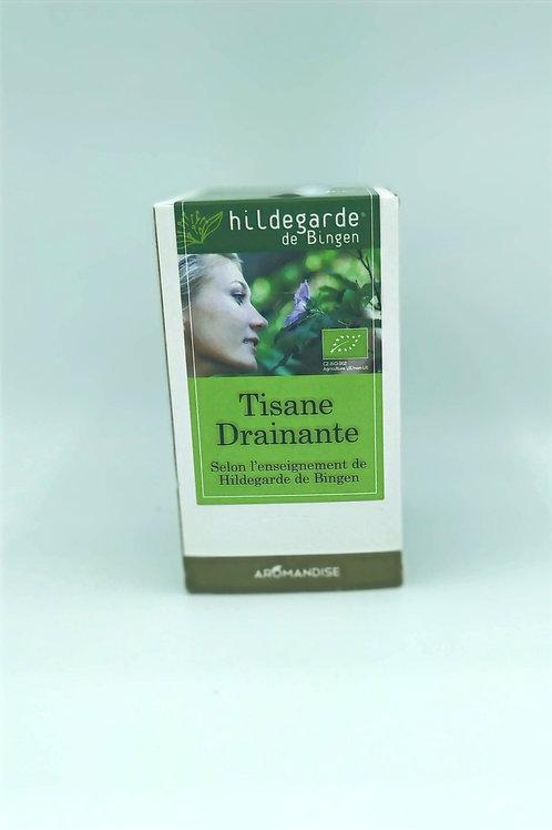 Tisane Drainante Hildegarde de Bingen