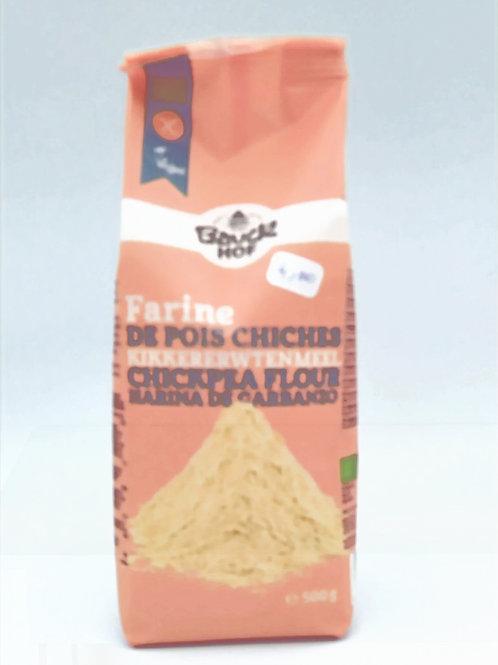Farine de Pois Chiches BauckHof