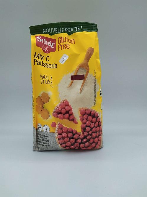 Farine sans Gluten Sans Lactose  Mix C Pâtisserie SCHÄR