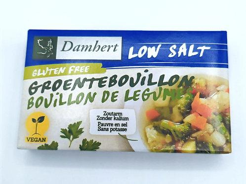 Bouillon de Légumes Pauvre en Sel Vegan