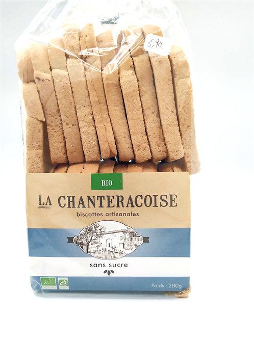 Biscottes la Chantrecroise Sans Sucre