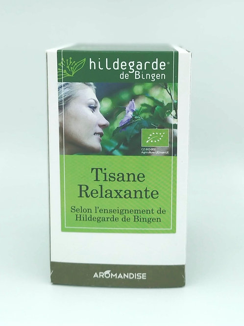 Tisane Relaxante Hildegarde de Bingen
