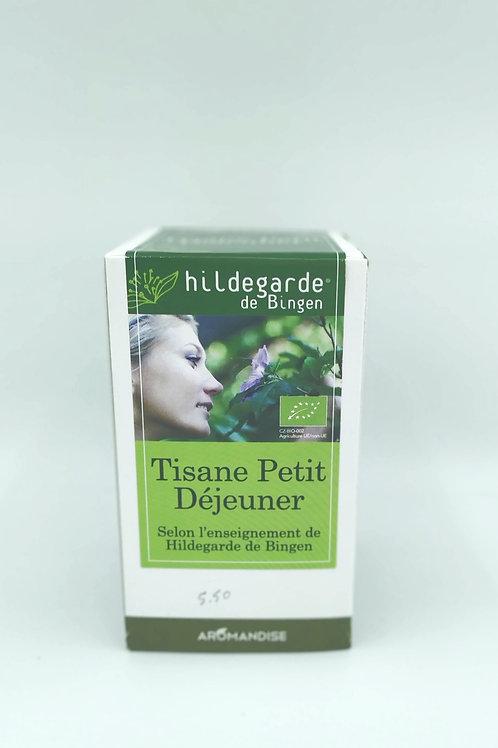Tisane Petit Déj d'Aromandise