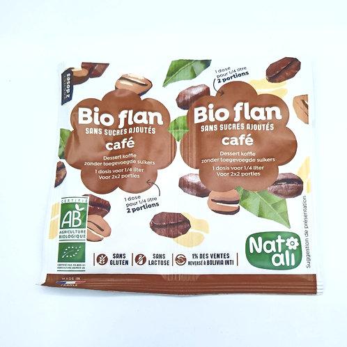Bio Flan Café Sans Sucre Ajouté