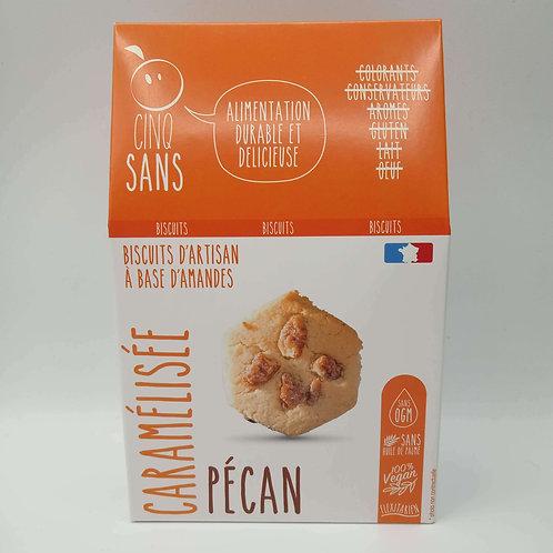 Biscuits D'artisan à Base d'Amandes Pécan Caramélisée