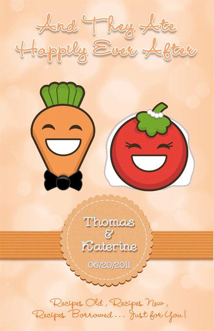 CARROT LOVES TOMATO