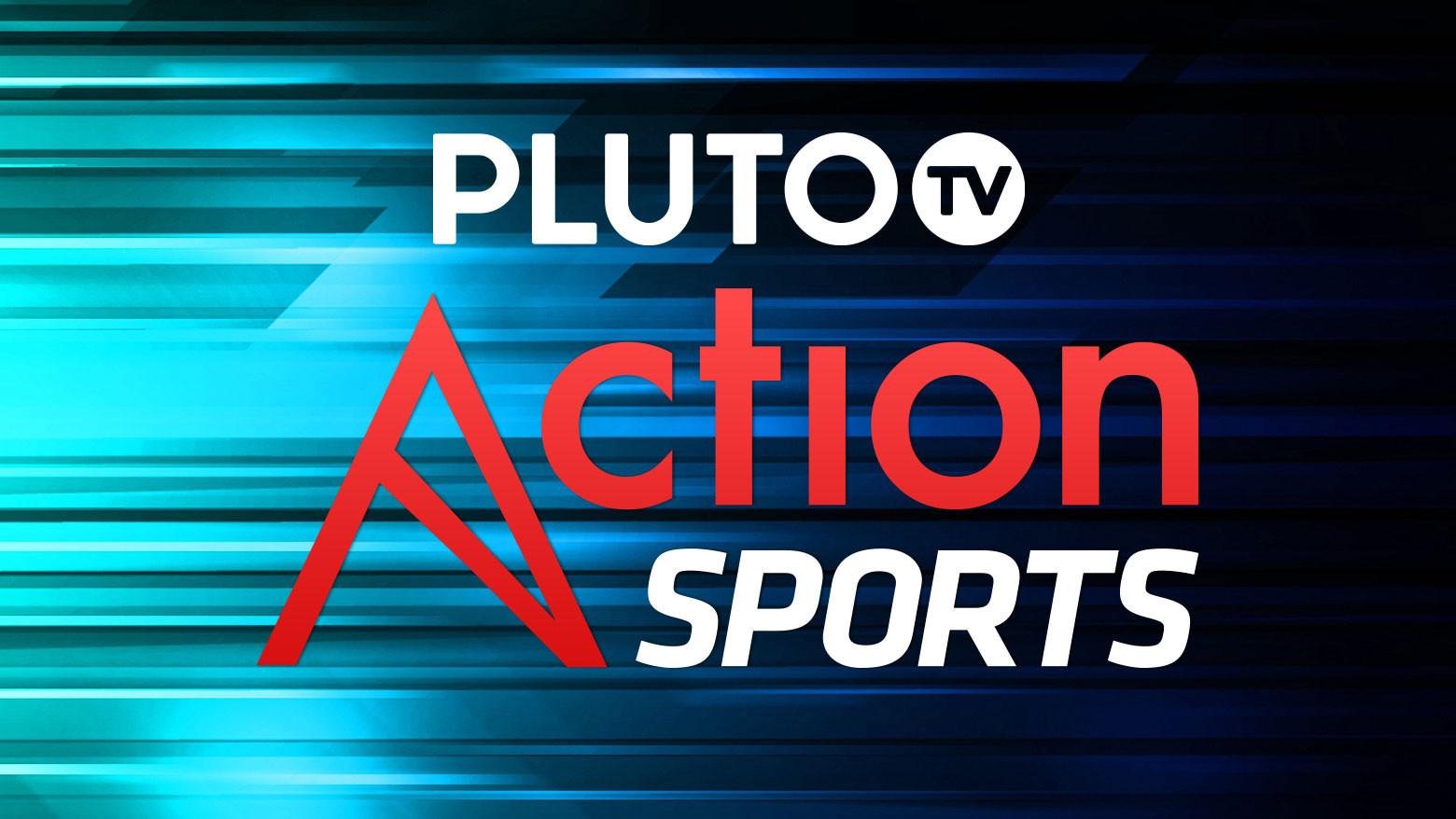 Pluto TV action sports featuredImage new