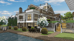 The Loblolly Manor House