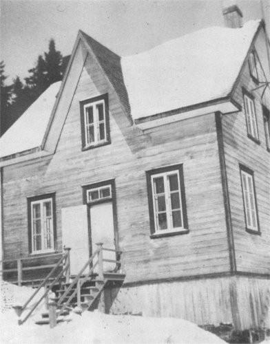 Première école élémentaire (1896)