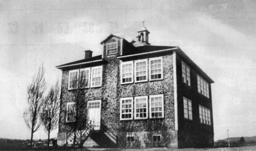 École de St-Éloi-les-Mines (1921)
