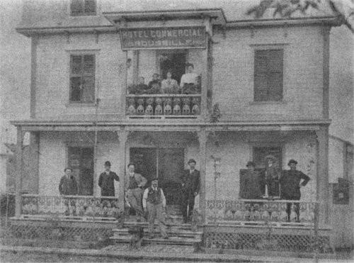 Hôtel Roussille