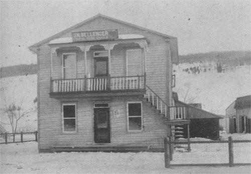 Boulangerie Bellenger