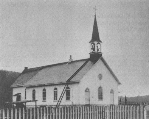 Deuxième chapelle