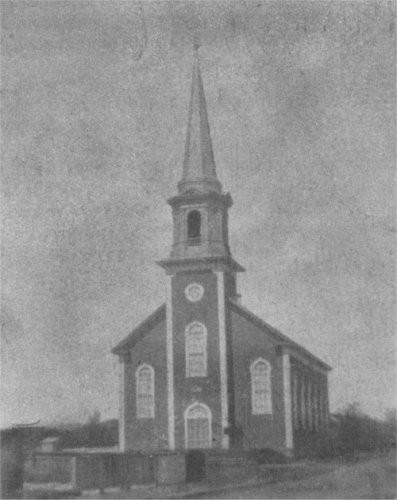 Première église