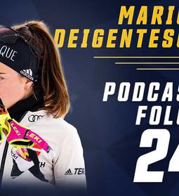 Marion Deigentesch - PODCASTFOLGE 24