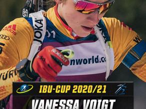 Die Biathlonsaison von Vanessa Voigt