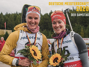 Deutsche Meisterschaften 2020 - Der Samstag