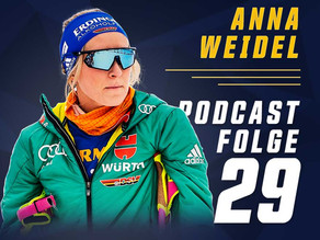 Anna Weidel - PODCASTFOLGE 29