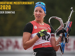 Deutsche Meisterschaften 2020 - Der Sonntag