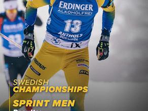 Nationale Biathlonmeisterschaften in Schweden