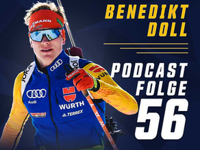 Benedikt Doll - PODCASTFOLGE 56