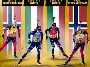 Titelverteidigerinnen bei der WM 2021