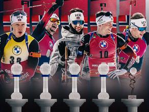 Die Disziplinensieger der Biathlon Saison 2020/21
