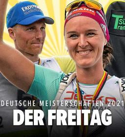 Herrmann & Lesser holen deutschen Meistertitel im Einzel 2021