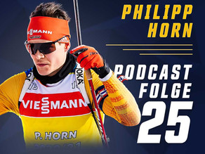 Philipp Horn - PODCASTFOLGE 25 & 42