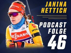 Janina Hettich - PODCASTFOLGE 46