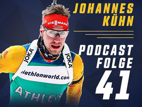 Johannes Kühn - PODCASTFOLGE 41