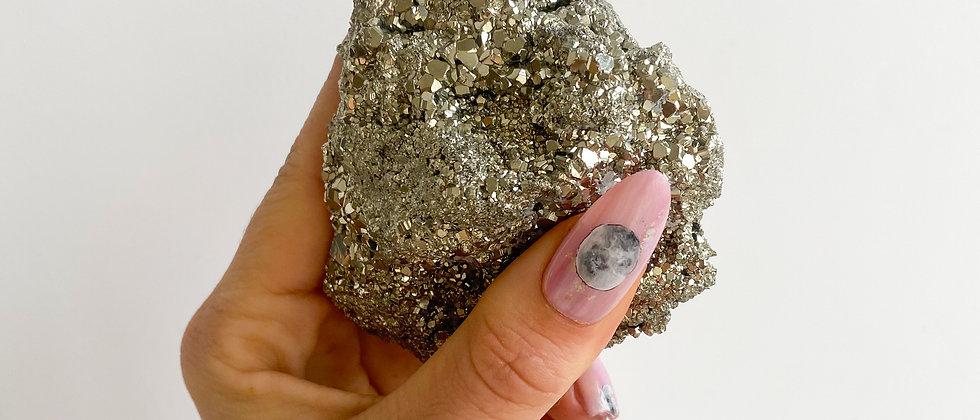 I AM Pyrite