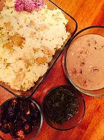 Vegan Garlic Smashed Potatoes w/ Mushroom Gravy