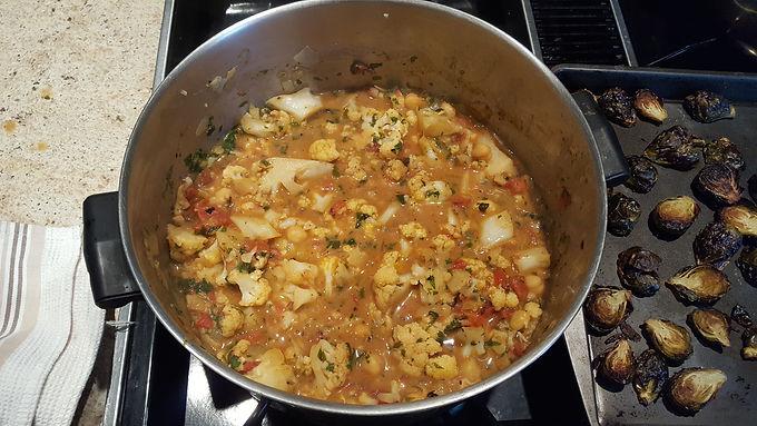 Thai Inspired Vegetable Stew