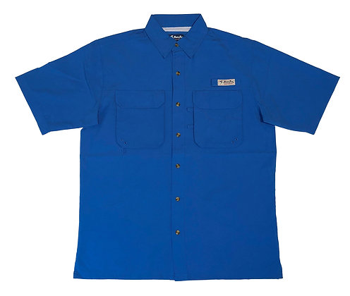 Bimini Flats IV Short Sleeve Shirt w/ BloodGuard™
