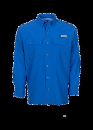 Bimini Flats V Long Sleeve Shirt w/ BloodGuard Plus™