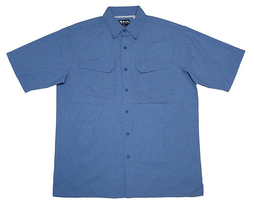 The Largo Short Sleeve Shirt w/ BloodGuard™