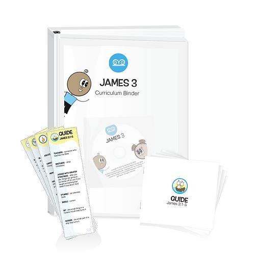 James 3 Complete Curriculum