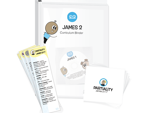 James 2 Complete Curriculum
